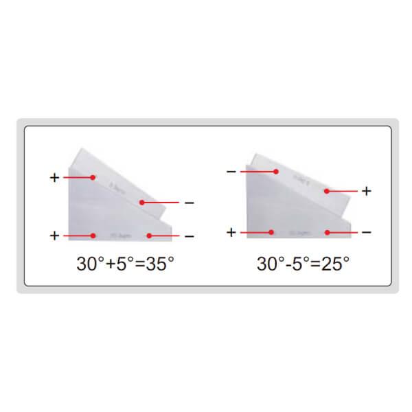 Khối mẫu chuẩn đo góc Insize 4002_3