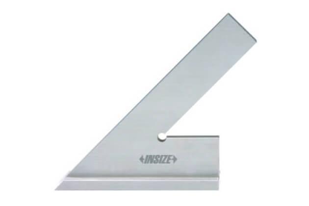 Thước đo góc 45° đế rộng Insize 4747_1