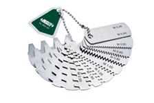 Dưỡng đo module bánh răng Insize 4860