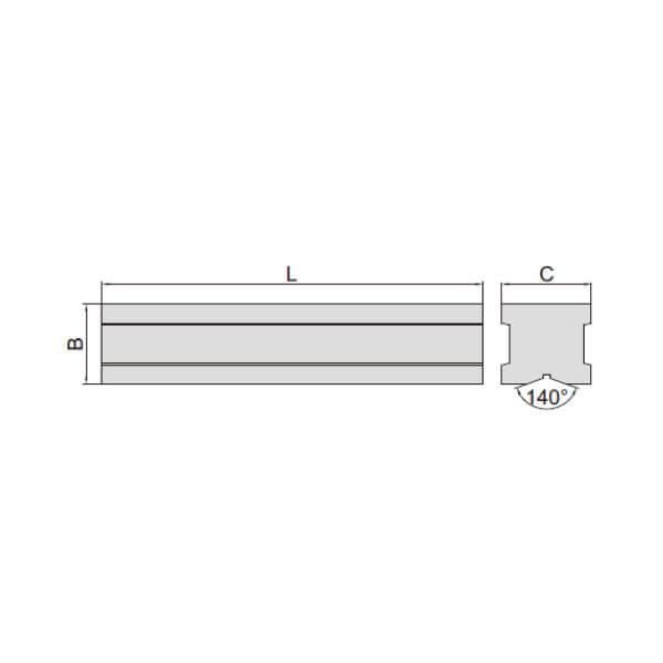 Thước thủy (nivo) (loại phổ thông) Insize 4903_3