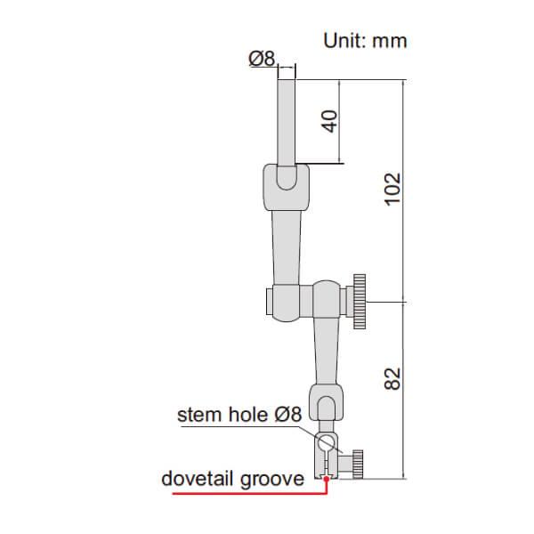 Gá chỉnh tâm CNC Insize 6295_3