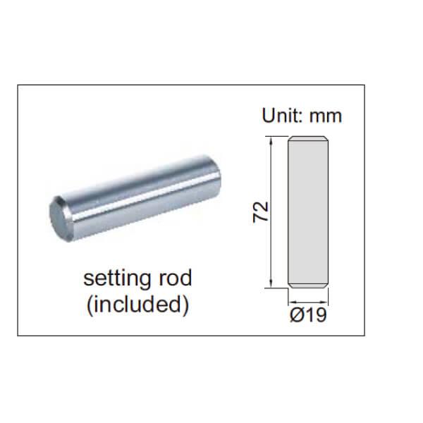 Dụng cụ sét 0 (sét Z) Insize 6556_3
