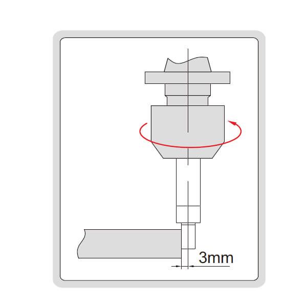Đầu rà biên CNC Insize 6567_3