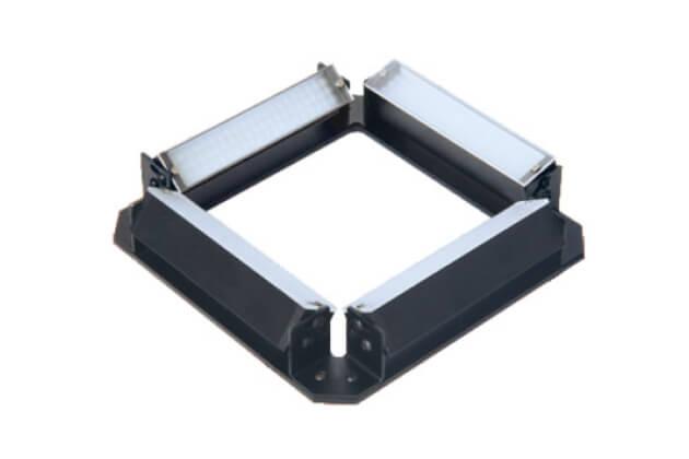 Đèn Led hình vuông Insize ISM-LED-100L4