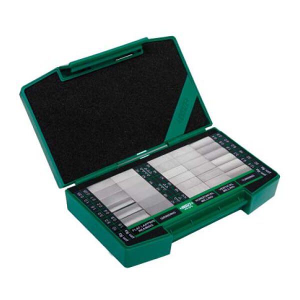 Bộ mẫu chuẩn độ nhám Insize ISR-CS130-W_0