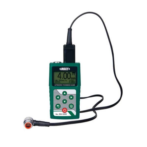 Máy đo độ dày siêu âm (qua lớp phủ) Insize ISU-300D_0