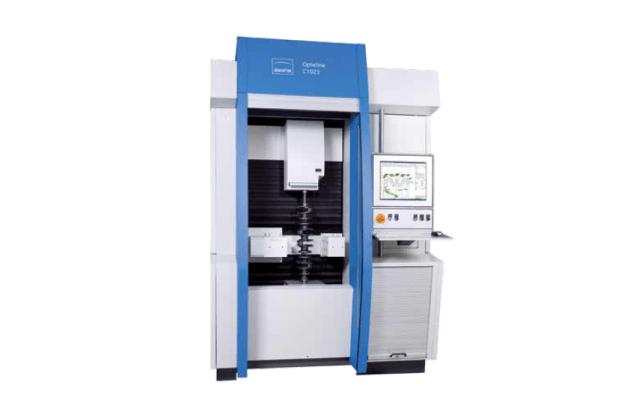 Máy đo kiểm trục Jenoptik Opticline C1000