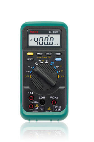 Đồng hồ vạn năng Kaise KU-2600