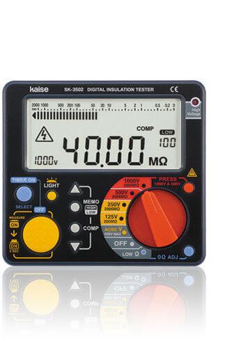 Đồng hồ vạn năng Kaise SK-3502