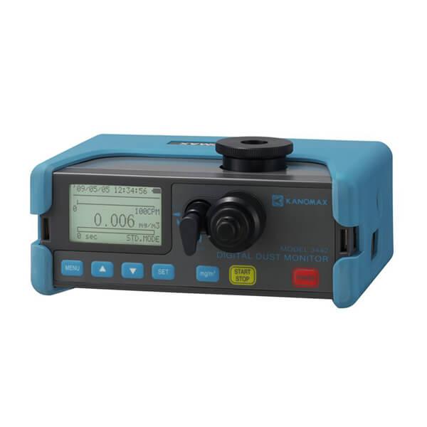 Máy đo nồng độ bụi Kanomax 3443_2