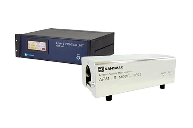 Máy phân tích khối lượng hạt aerosol II Kanomax 3602