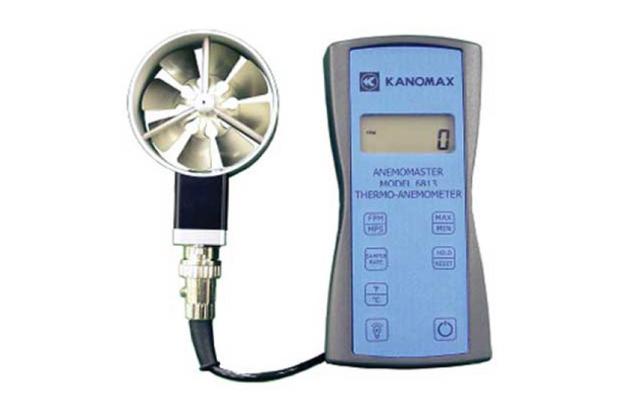 Máy đo gió cánh gạt Kanomax 6813
