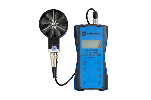 Máy đo gió cánh gạt Kanomax 6815