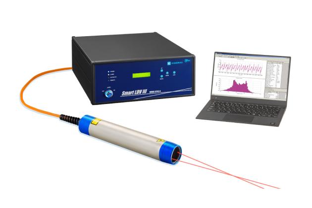 Thiết bị đo rung động thông minh LDV III Kanomax 8743