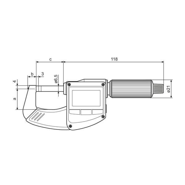 Panme điện tử Micromar 40 ER_3