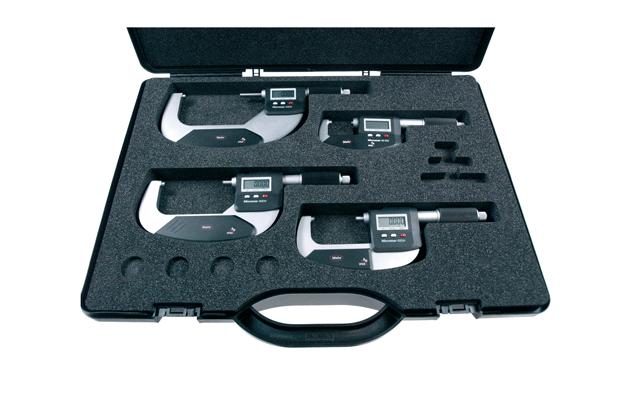 Set Panme điện tử Micromar 40 EWR