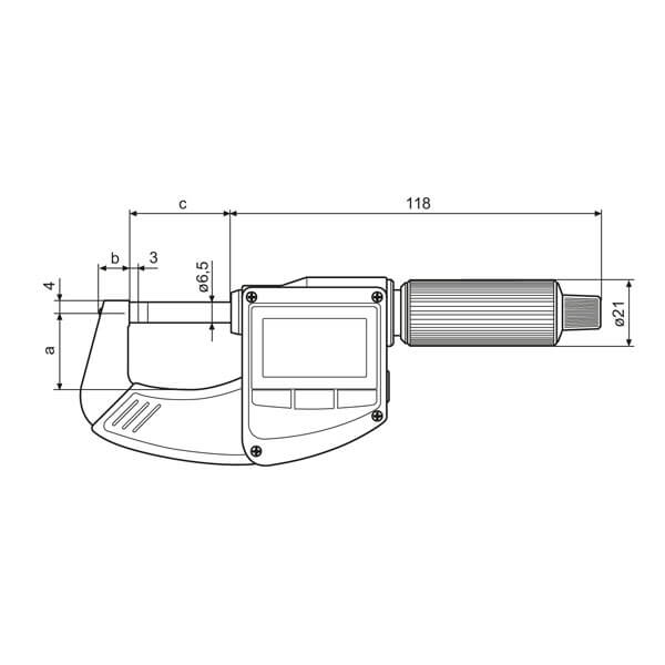 Panme điện tử Micromar 40 EWRi_3