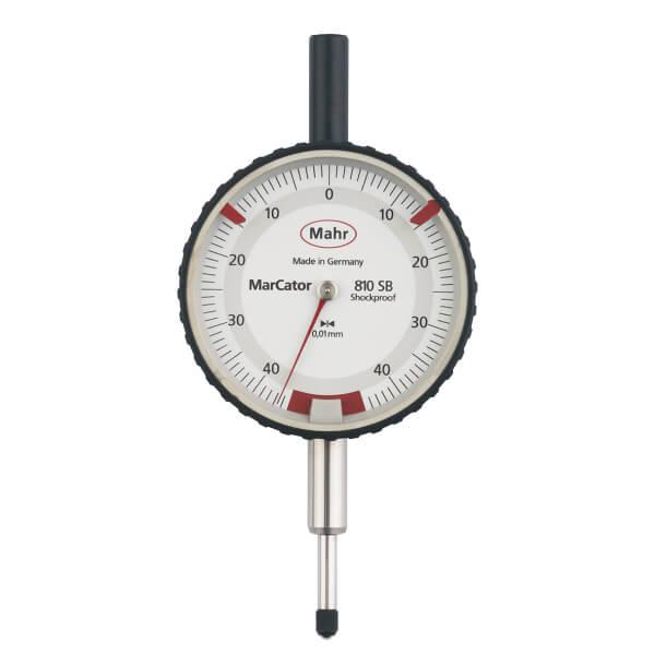 Đồng hồ so cơ khí độ chính xác cao MarCator 810 SB_2