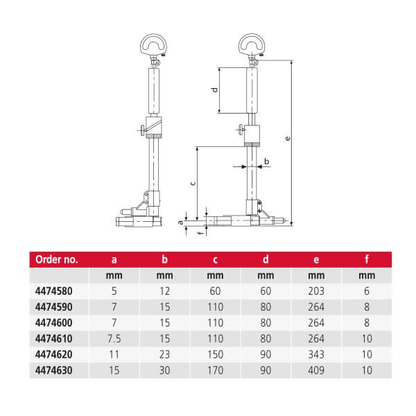 Đồng hồ đo lỗ tự chỉnh tâm MaraMeter 844 NR_2