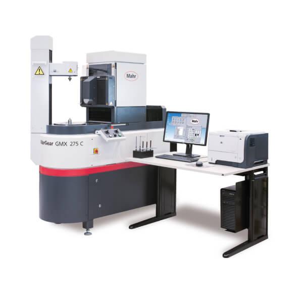 Trung tâm đo kiểm bánh răng đa năng MarGear GMX 275 C_0