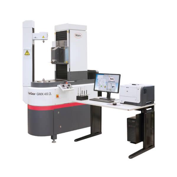 Trung tâm đo kiểm bánh răng đa năng MarGear GMX 400 ZL_0
