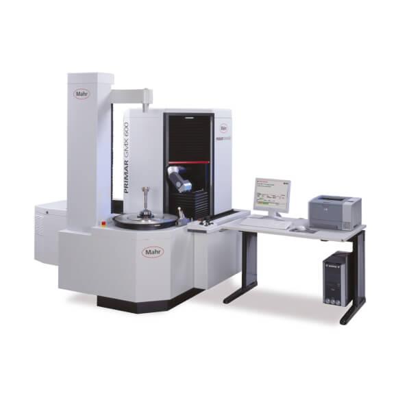 Trung tâm đo kiểm bánh răng, biên dạng và kích thước MarGear GMX 600_0