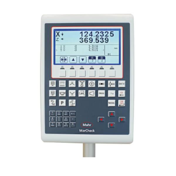 Màn hình hiển thị cho máy đo trục cho máy đo kiểm trục MarShaft MAN_0