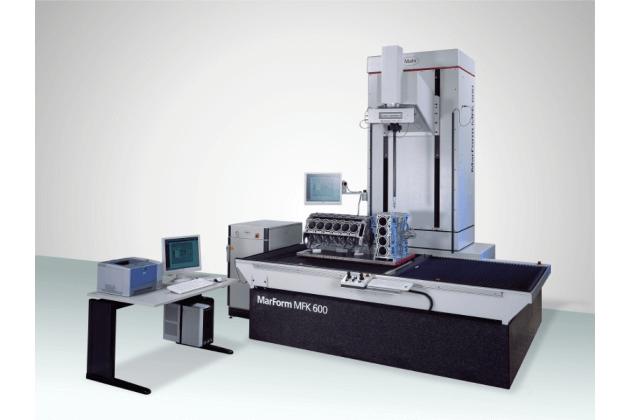 Trung tâm đo biên dạng chuẩn Mahr MFK 600