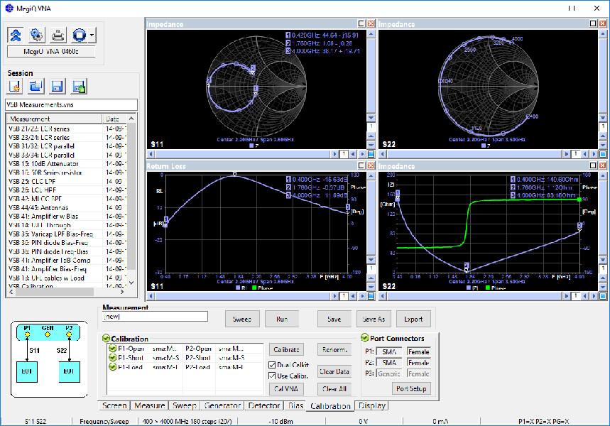 Máy phân tích mạng vector 2 cổng 6 GHz VNA-0460_4