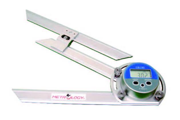 Thước đo góc điện tử bằng nhôm Metrology AF-A1