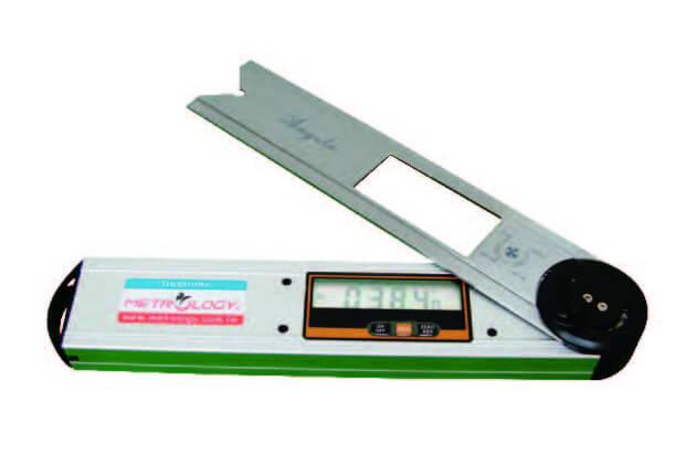 Thước đo góc kèm thước thủy điện tử Metrology AF-A2