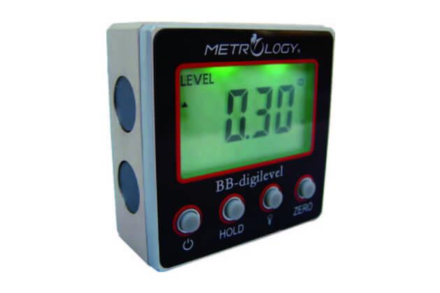 Thước đo góc điện tử Metrology BB-digilevel
