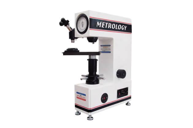 Máy đo độ cứng Brinell Rockwell Vickers bằng điện Metrology BRV-9000E