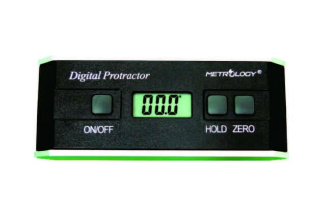 Thước đo góc điện tử với đế từ tính Metrology PT-A2
