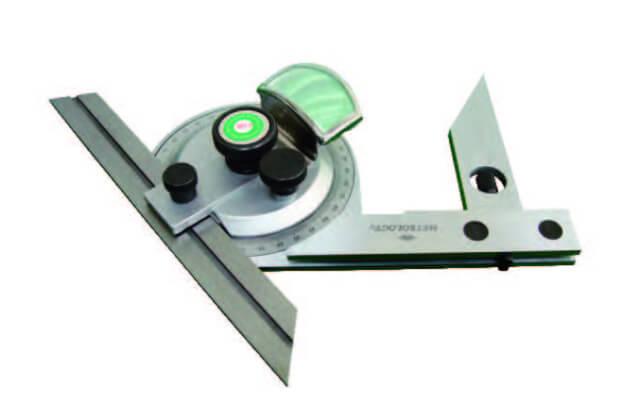 Thước đo góc xiên vạn năng cơ khí Metrology UA-9000