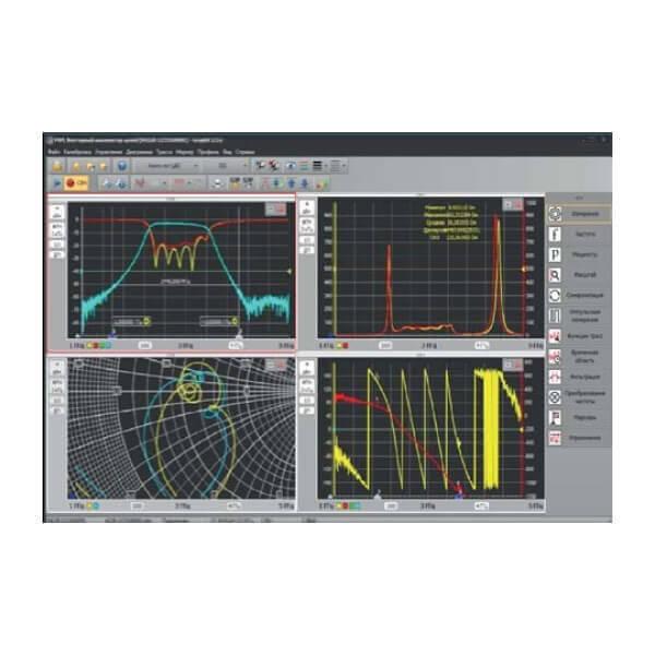 Máy phân tích mạng vector đến 13,5 GHz R4213_2