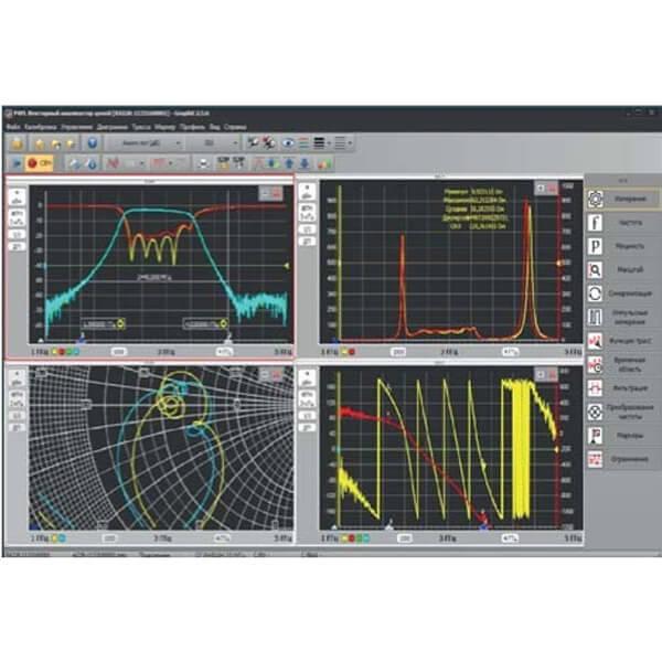 Máy phân tích mạng vector đến 26,5 GHz R4226_3