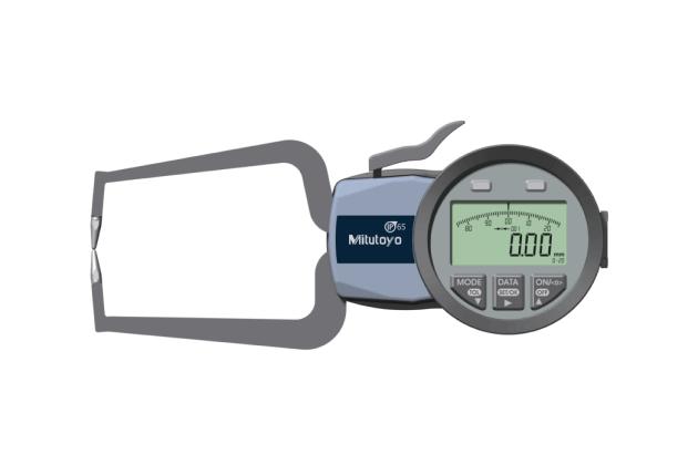 Ngàm đo kích thước ngoài ống điện tử Mitutoyo Series 209