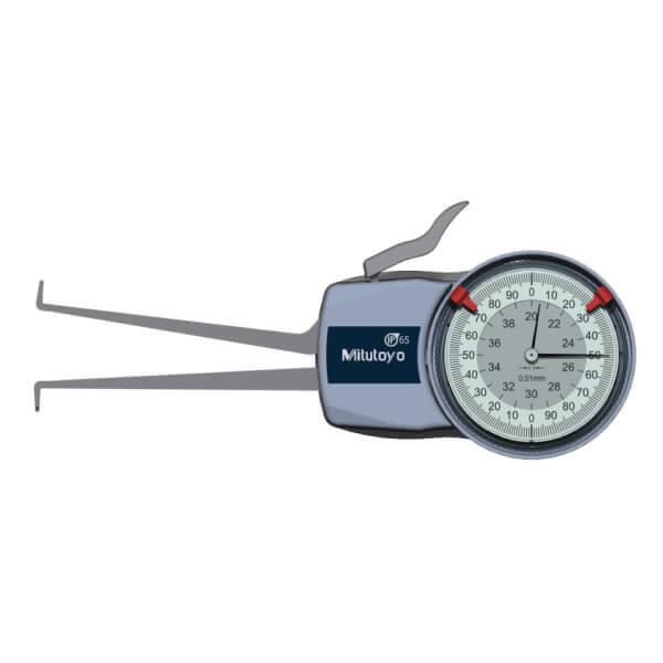 Ngàm đo kích thước trong loại đồng hồ Mitutoyo Series 209_2