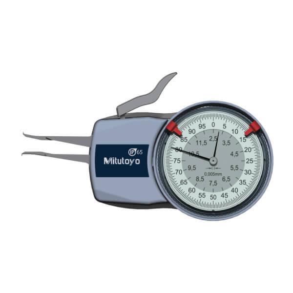 Ngàm đo kích thước trong loại đồng hồ Mitutoyo Series 209_0
