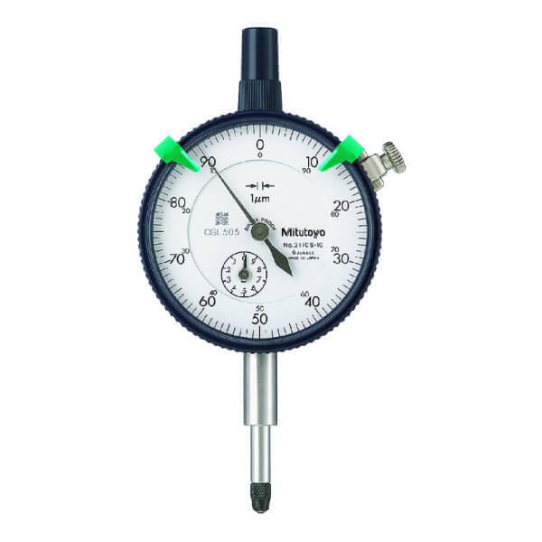 Đồng hồ so cơ khí Mitutoyo tiêu chuẩn mm 2046S