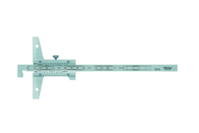 Thước đo sâu cơ khí loại đầu móc Mitutoyo Series 527