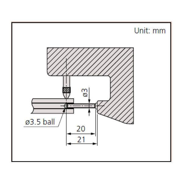 Dụng cụ đo độ dày điện tử Mitutoyo Series 547_5