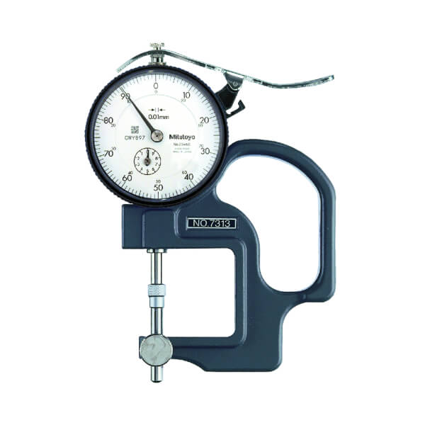 Dụng cụ đo độ dày cơ khí Mitutoyo Series 7_4