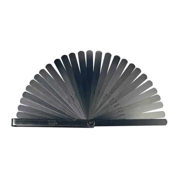 Bộ căn lá đo độ dày hệ Inch Mitutoyo Series 950_0