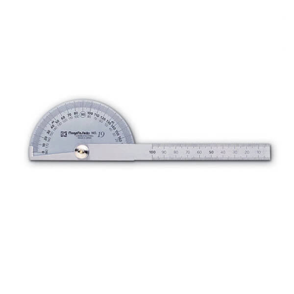 Thước đo góc bán nguyệt PRT-19 Niigata Seiki