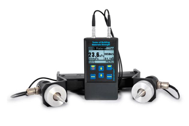 Máy đo cường độ bê tông bằng siêu âm Novotest IPSM-U