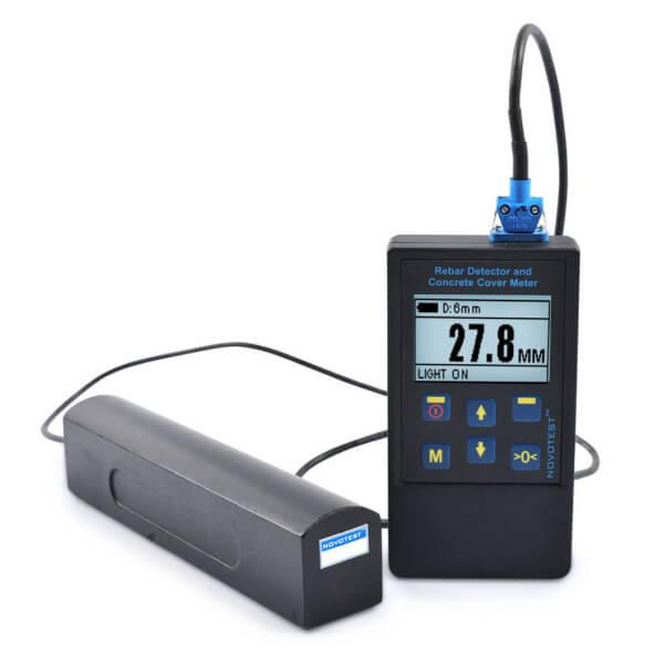 Máy đo lớp phủ bê tông NOVOTEST Rebar Detector_0