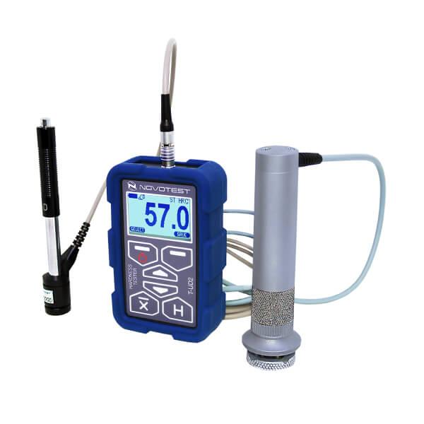 Máy đo độ cứng kiểu siêu âm và tác động Novotest T-UD2_2