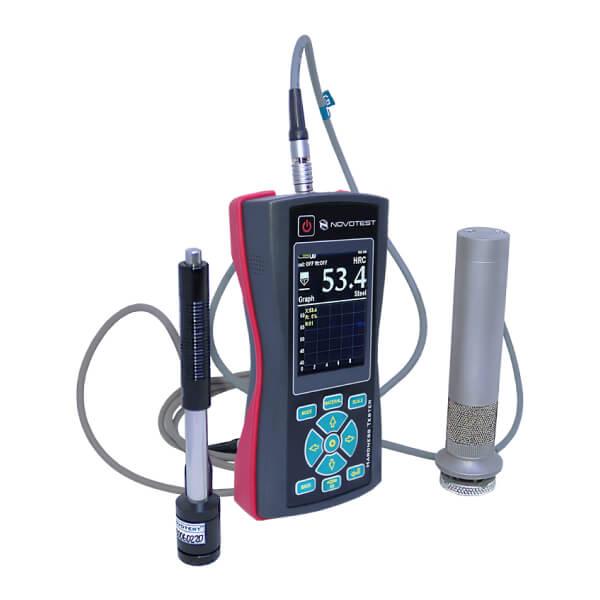 Máy đo độ cứng kiểu siêu âm và tác động Novotest T-UD3_2